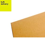 Hardboard Sheet (Th)3mm (W)610mm (L)1220mm