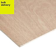 Hardwood Plywood Sheet (Th)5mm (W)1220mm (L)2440mm