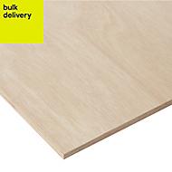Hardwood Plywood Sheet (Th)9mm (W)1220mm (L)2440mm