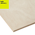 Hardwood Plywood Sheet (Th)12mm (W)1220mm (L)2440mm