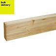 C16 Stick timber (T)45mm (W)95mm (L)2400mm