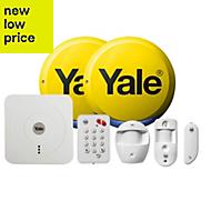 Yale Wireless Smart home & view Alarm kit