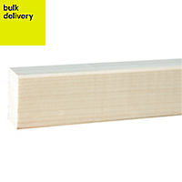 Rough timber (T)47mm (W)100mm (L)2400mm