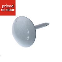 AVF Upholstery Pin (Dia)12mm (L)14mm 37.4g, Pack of 50