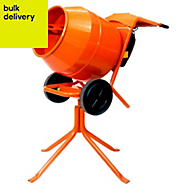 Belle Corded 550W 230V Cement mixer 136L