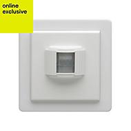LightwaveRF Wall mounted sensor PIR Included