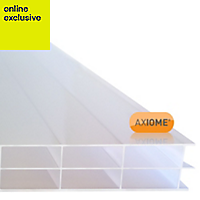 Opal effect Polycarbonate Multiwall Roofing Sheet 5m x 690mm
