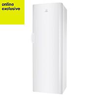 Indesit SIAA 12 (UK) White Freestanding Fridge