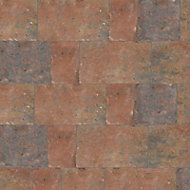 Monksbridge Royale Block paving (L)200mm (W)100mm, Pack of 360