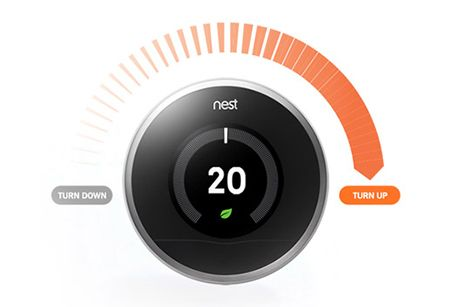 Nest thermostat programmer