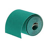 Norton 80 grit Sanding roll (L)5000mm (W)115mm