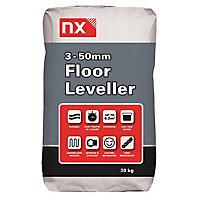 NX Floor levelling compound, 20kg Bag
