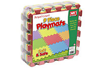 Outdoor Playmat, Pack of 9