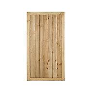 Pine Traditional Gate, (H)1.8m (W)0.92m