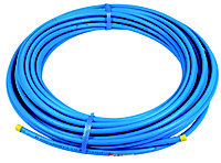 Pipelife Blue MDPE Push-fit Pipe (L)50m (Dia)20mm