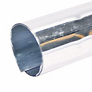 Plumbsure Radiator Pipe sleeve (Dia)15mm, Pack of 10