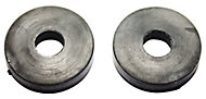 Plumbsure Rubber Tap Washer, Pack of 2