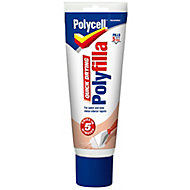 Polycell White Ready mixed Filler 330g