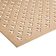 Porchester MDF Screening panel (L)1.83m (W)0.61m (T)6mm