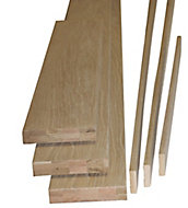 Premium Timber Internal Door lining set 2000mm 115mm