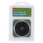 B&Q Spool & line To fit Black & Decker models (T)1.5mm