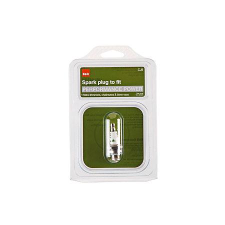 B&Q Orange Spark Plug | Departments | DIY at B&Q