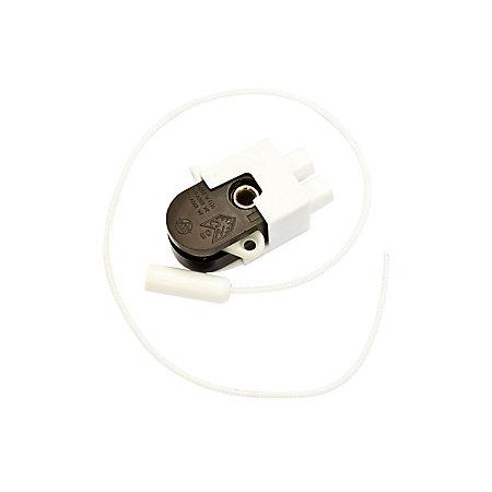 B Q 2a 1 Way White Pull Cord Switch Departments Diy At B Q