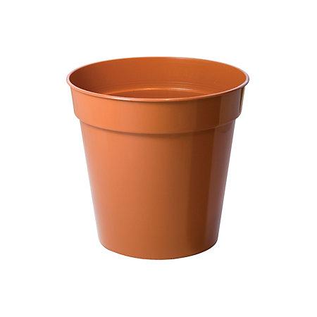 Plastic Terracotta Plant Pot Dia180mm