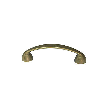 Bq bronze effect bow furniture pull handle pack of 1 departments 000 000 maxwellsz