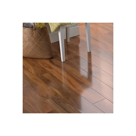 Dolce Walnut Effect Laminate Flooring 119 M Pack Departments