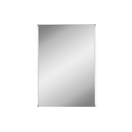 Lumino Lineas Illuminated Bathroom Rectangular Mirror W 500mm H 700mm Departments Diy At B Q