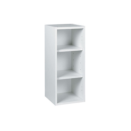 IT Kitchens White Standard Wall Cabinet (W)300mm   Departments   DIY ...