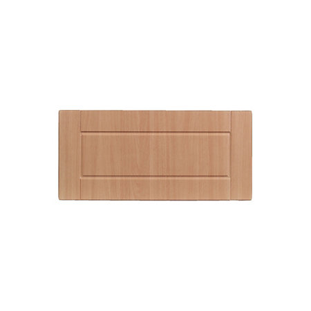 It kitchens chilton beech effect bridging door w 600mm for Beech effect kitchen base units