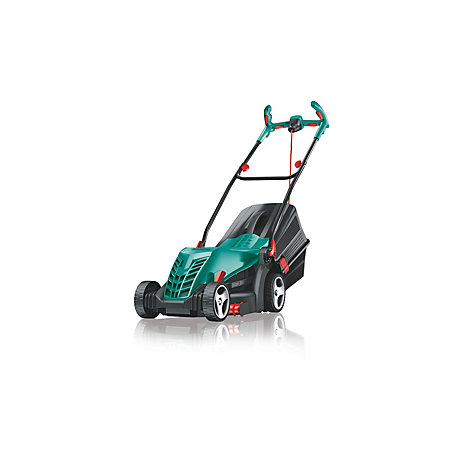 bosch rotak 370 er corded rotary lawnmower departments tradepoint. Black Bedroom Furniture Sets. Home Design Ideas