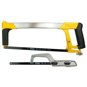Stanley Hacksaw Pack of 2