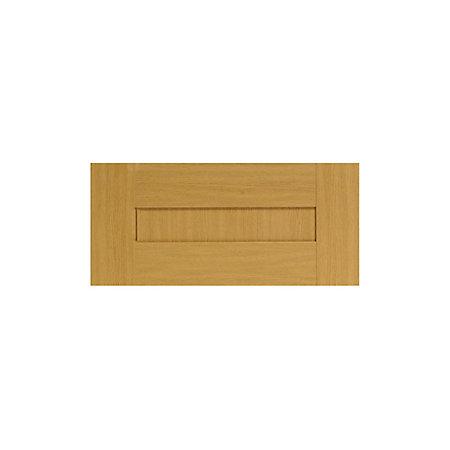 It kitchens oak style shaker bridging door w 600mm for Kitchen bridging units 600mm