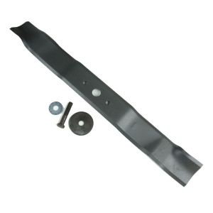 B&Q MS1224 410 Steel Lawnmower Blade