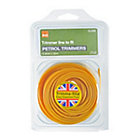 B&Q Medium duty Trimmer line To fit Petrol Trimmers (T)2.4mm