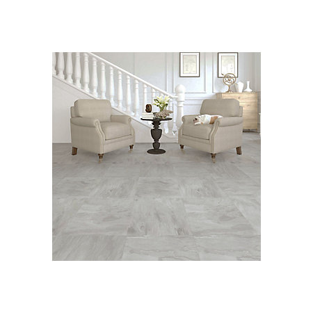 Leggiero Light Grey Slate Effect Laminate Flooring 186 M Pack