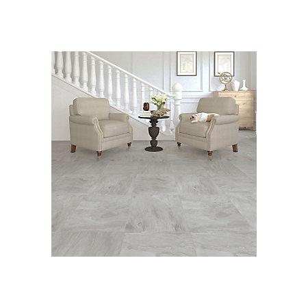 Leggiero Light Grey Slate Effect Laminate Flooring 0113 M Sample