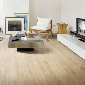 White Oak Effect Premium Luxury Vinyl Click Flooring 2.16m² Pack