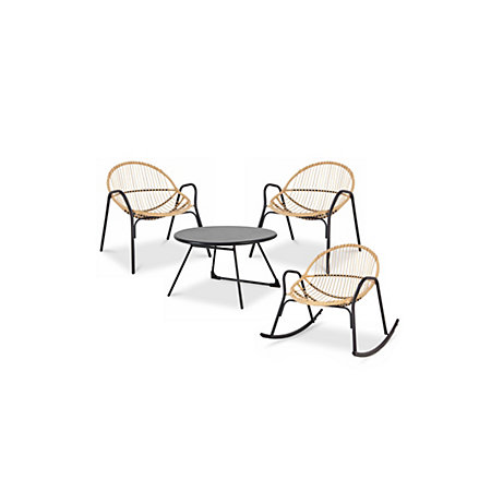 Rountuli Pyramid Polyrattan Indooroutdoor Side Chair together with Hot Mesh Ottoman besides Garden Outdoor Outdoor Furniture Furniture Sets furthermore P 1240 4 Piece Tubular Flower Bed Fencing additionally Rattan Lounge. on rattan chairs product