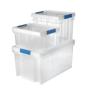 Storage Boxes | Plastic Storage Boxes | Storage | B&Q