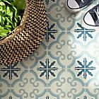 Black Porcelain Floor Tiles Bq