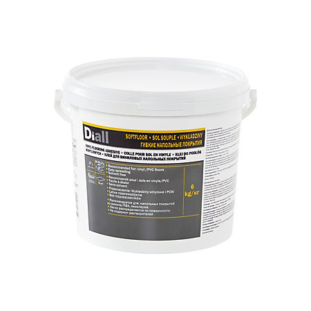 Diall Vinyl Floor Adhesive Departments Tradepoint