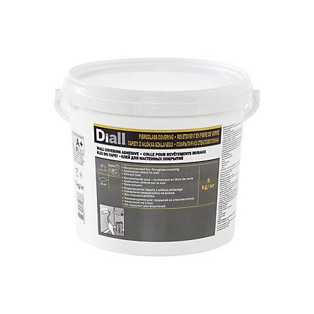 Diall White Glass fiber glue | Departments | DIY at B&Q