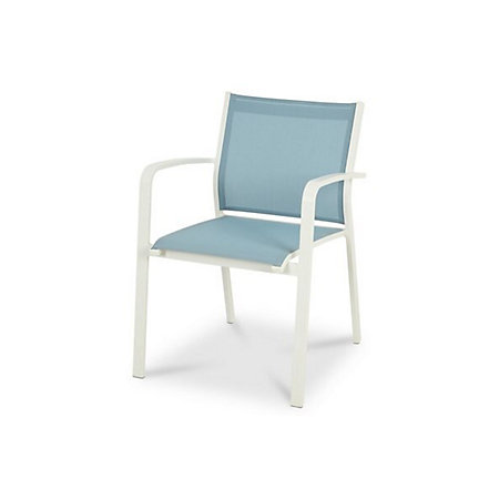 Groovy Bacopia Blue Metal Armchair Departments Diy At Bq Lamtechconsult Wood Chair Design Ideas Lamtechconsultcom