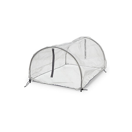 Verve 0 88m Grow Tunnel Cover Departments Diy At B Q
