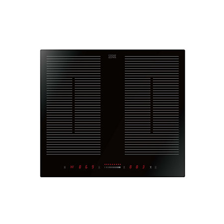 Cooke Amp Lewis Clflind60 4 Burner Black Induction Hob