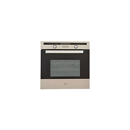Cooke Lewis Clmfst Silver Integrated Electric Single Multifunction Oven Departments Tradepoint